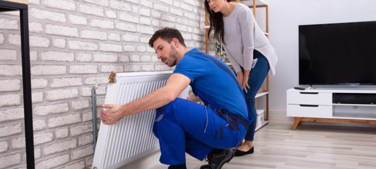 entretien d'un radiateur électrique