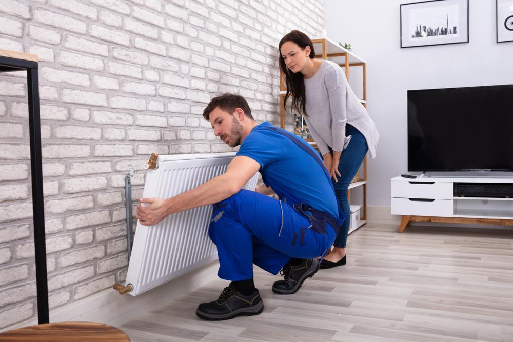 dépannage radiateurs