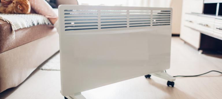 puissance radiateur éléctrique