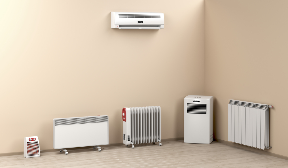 types radiateurs éléctrique s